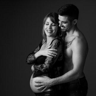 Séance photo grossesse bébé